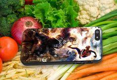 Spiderman Vs Venom for iPhone 4/4s iPhone 5/5S/5C by dewapetir