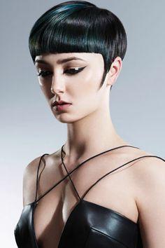 Hair: Reed Hair Artistic Team - Faye Meredith, Adam Dyer, Georgie Tucker, Pheobe Hall. Make-up: Faye Campbell. Styling: Reed Hair. Photography: John Rawson