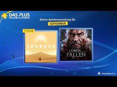 Gratis für Playstation Plus: Journey & Lords of the Fallen - Test - PC-WELT