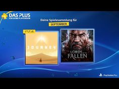 Gratis für Playstation Plus: Journey & Lords of the Fallen - Test - PC-WELT