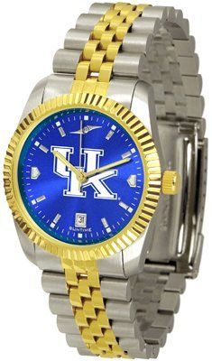 Kentucky Wildcats- University Of Executive Anochrome - Men's - Men's College Watches by Sports Memorabilia. $153.47. Makes a Great Gift!. Kentucky Wildcats- University Of Executive Anochrome - Men's