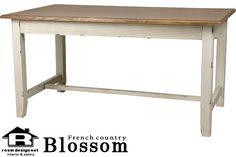 Dining Table 【rdn】Blossomダイニングテーブル 木目アンティーク調北欧モダ インテリア 雑貨 家具 Modern ¥34800yen 〆08月26日