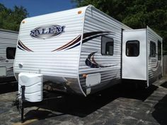 2012 Salem 30QBSS, Travel Trailer by Forest River RV -- $18,900    http://petesrv.com/2012_Salem_30QBSS_Travel_Trailer_Forest_River/14531.html