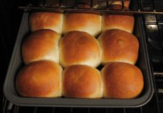 Make Ahead Butter-Rich Rolls