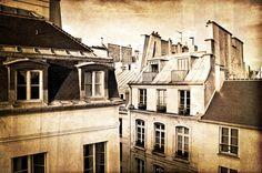 LES TOITS DE PARIS 1