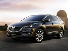 Another preview of the #KODO inspired 2013 #CX9 that will debut at the #Australian #Auto #Show