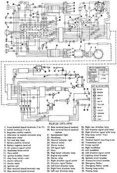 1977 Flh Wiring Diagram : 23 Wiring Diagram Images