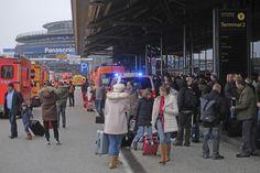 Hamburg airport stops flights after toxin injures dozens - News Sentinel