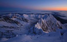 Brieždenie v Tatrách Big Country, Mountains, Nature, Travel, Outdoor, Fotografia, Outdoors, Naturaleza, Viajes