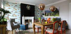 Cómo alegrar un interior aburrido en casa - http://www.decoora.com/como-alegrar-un-interior-aburrido-en-casa/