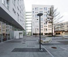 Gallery of Milestone Student Housing / Josef Weichenberger Architects + Partner + Ernst Hoffmann Ziviltechniker - 3
