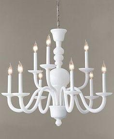 milk glass chandelier DIY an old brass chandelier using flat white spray paint by lorna