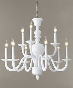 milk glass chandelier DIY an old brass chandelier using flat white spray paint by lorna