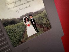 8-Bit Wedding Invites for You and Your Bride/Groom toBe - News - GameTyrant