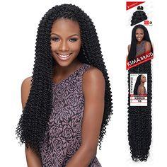 Crochet Braids Hairstyles With Human Hair Curls Lace Closure 38 Ideas Crochet Braids Hairstyles, African Hairstyles, Curled Hairstyles, Cool Hairstyles, Bohemian Curly Hair, Kanekalon Braiding Hair, Wigs With Bangs, Relaxed Hair, Crochet Hair Styles