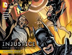 Weird Science: Injustice: Year Three #4 Review