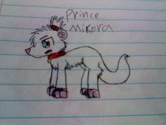 Mikora, Prince of Hooma by DreiwanPrincess.deviantart.com on @DeviantArt