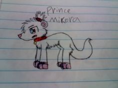Mikora, Prince of Hooma by DreiwanPrincess.deviantart.com on @DeviantArt