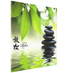 Feng Shui Pebbles Zen Posters at True Chinese Astrology.