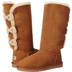UGG Tall Bailey Knit Bow Women's Pull-on Boots