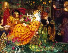 The Deceitfulness of Riches by Eleanor Fortescue Brickdale
