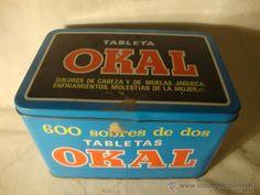 Caja de farmacia de Okal.