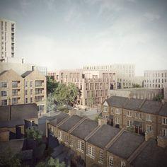 Duggan Morris . Aylesbury new community health building . London (4)