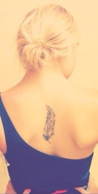 coolTop Friend Tattoos - This is my good friends tattoo and her reasoning. My tattoo symbolizes freedom&#...