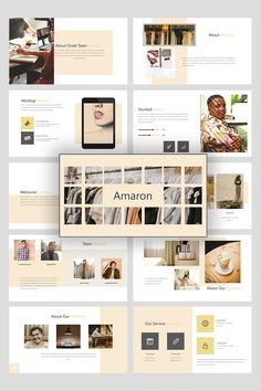 Introducing Amaron – Creative PowerPoint TemplateThis Presentation Template can be used for any variety of purposes, such as:Creative studio, Agency, Slide Design, Web Design, Design Ideas, Business Presentation, Presentation Templates, Creative Studio, Creative Business, Free Web Fonts, Logo Creation