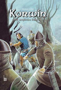 bsv Classics - Korwin – Das magische Schwert – Teil 1 der Trilogie