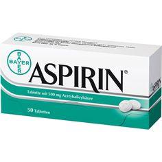 Aspirin-aspirine