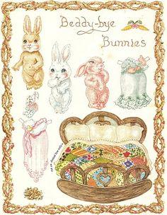 Beddy-bye Bunnies