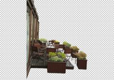 view from Spain by Gobotree, including cutout furniture