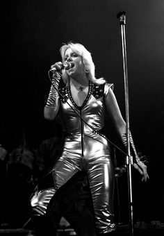 Cherie Currie, Whiskey A-Go-Go, 1978, Los Angeles, CA