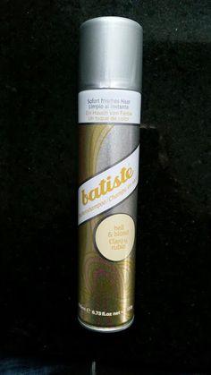 SPEISENundREISENtest: 12.06.15 Batiste Trocken-Shampoo