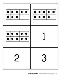 Number Sense Cards..free