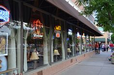Mad Cow in Downtown Greeley is not only an eatery but a saloon as well!