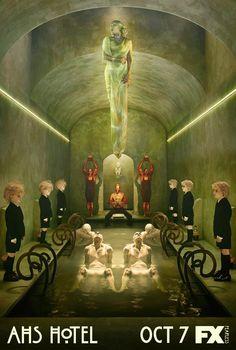 'American Horror Story: Hotel': Lady Gaga revela un nuevo e impresionante póster - Noticias de series - SensaCine.com