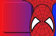 Cumpleaños con Tema Spiderman: Invitaciones para Imprimir Gratis.