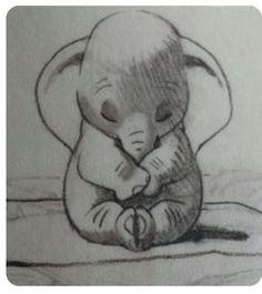 Lapis-Zeichnung – 75 Bildideen - Art World Disney Art Drawings, Cool Art Drawings, Art Drawings Sketches, Drawing Ideas, Drawings Of Disney Characters, Simple Disney Drawings, Cute Baby Drawings, Simple Sketches, Random Drawings