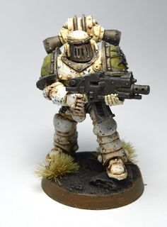 Pre-Heresy Death Guard Astartes