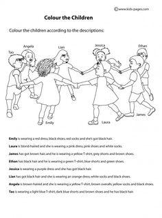 Afbeelding van http://www.kids-pages.com/folders/worksheets/Clothes/ColourChildren.jpg.