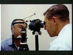 S65-20423 Gemini astronauts during medical examination