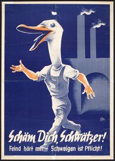 German wartime propaganda...