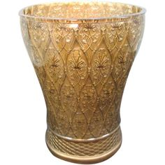 1000 images about red gold bathroom wastebasket on for Gold bathroom wastebasket