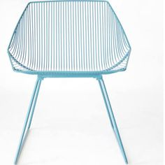 Bend Goods Bunny Side Chair Color: Peacock Blue