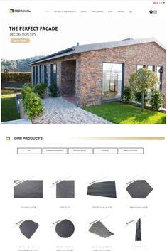 Best Portfolio Websites, Wordpress Theme, World, Creative, Outdoor Decor, Photography, Beautiful, Home Decor, Natural Stones