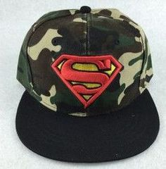 2015 New Fashion Superman Snap Back Snapback Caps Hat Super Man Adjustable Gorras Hip Hop Casual Baseball Cap Hats for Men Women