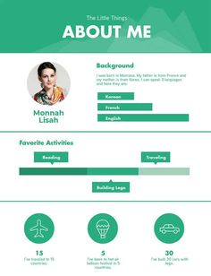 Piktochart is an infographic maker that makes it easy to design high quality creative infographics. Choose from over 280 editable infographic templates. Free Infographic Maker, Infographic Templates, Infographics, Curriculum Vitae Online, Cv Maker, New Theme, Social Media Graphics, How To Introduce Yourself, Family Travel
