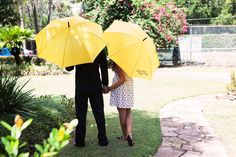 Yellow Umbrella | HIMYM | Ted Mosby | Romance